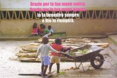 Bambini di Makoua - Congo, Brazzaville