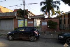 Ingresso comunità Barrio Victoria