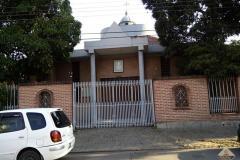 Ingresso cappella Gesù Maestro in Barrio Victoria