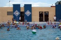 Hogar Mariele: piscina interna