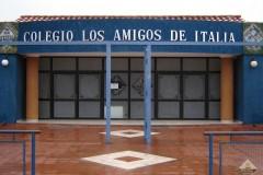 """Ingresso Istituto Comprensivo """"Los Amigos de Italia"""""""
