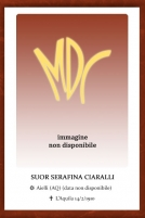 Suor Serafina Ciaralli