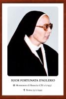 Suor Fortunata D'Aulerio