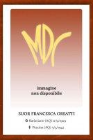 Suor Francesca Orsatti