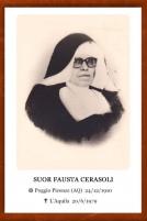 Suor Fausta Cerasoli