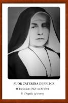 Suor Caterina Di Felice