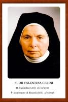 Suor Valentina Cerini