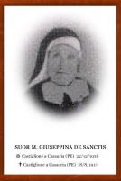 Suor M. Giuseppina De Sanctis