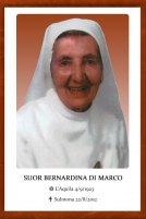 Suor Bernardina Di Marco