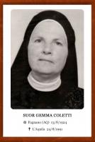 Suor Gemma Coletti