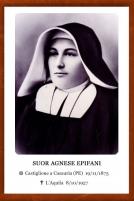 Suor Agnese Epifani