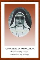 Suor Gabriella Bartolomucci