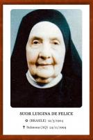 Suor Luigina De Felice