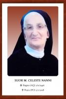 Suor M. Celeste Nanni