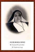 Suor Maria Renzi