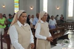 1993-2018 25° di Professione Religiosa di Sr M. Ines Tapia e Sr M. Asteria Mitma