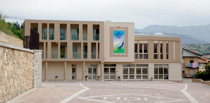 L'Aquila 2 settembre 2018 – Inaugurazione Casa Madre